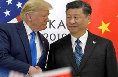 Donald Trump tăng sức ép lên thương chiến Mỹ-Trung
