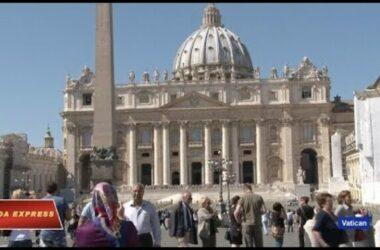 Đại diện Việt Nam sang Vatican họp để phát triển quan hệ