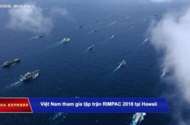 VN tham gia cuộc diễn tập trận giữa Mỹ-ASEAN