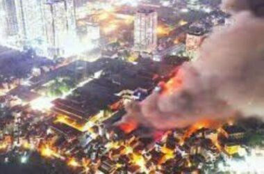 Vụ cháy Rạng Đông: Dân hoang mang 'cầu cứu'