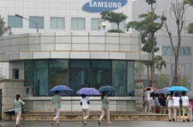 Samsung bác tin đồn thuê đất để xây nhà máy ở Hòa Bình