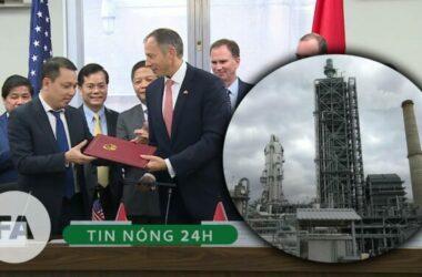 Việt Nam cho Mỹ đầu tư 5 tỷ đôla vào nhà máy điện