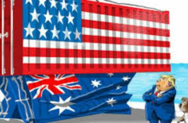 Mỹ, Úc lo ngại việc TQ tăng cường đầu tư vào Thái Bình Dương