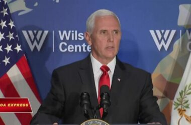 Mike Pence tố cáo Trung Quốc hiếp đáp Việt Nam trong vấn đề Biển Đông