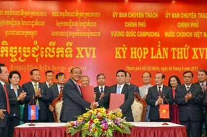 VN-Campuchia hợp tác tìm kiếm hài cốt binh sĩ