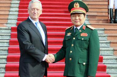 Bộ trưởng Quốc phòng Mỹ Mark Esper Việt Nam