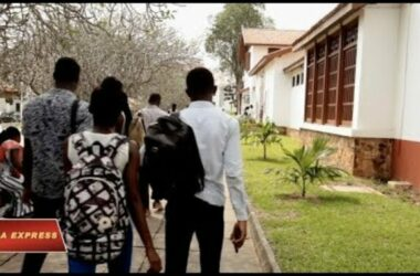 Đổi tình lấy điểm tại Ghana