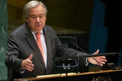 """Tổng thư ký Liên Hiệp Quốc cảnh báo:""""Cơn nghiện 'than' của châu Á phải dừng lại"""""""
