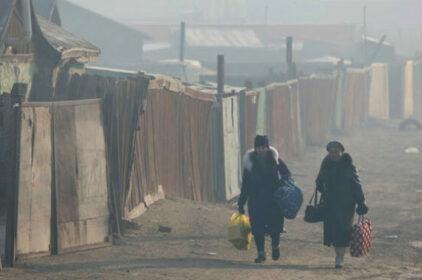 Giải quyết vấn nạn ô nhiễm không khí tại Mông Cổ
