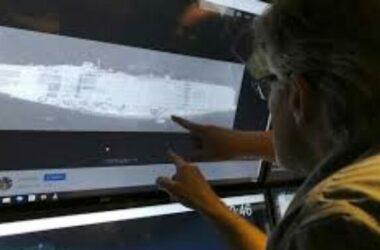 Phát hiện xác tàu chiến Nhật Thế Chiến II dưới đáy biển