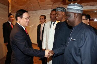 Nigeria từ chối mua gạo của Việt Nam
