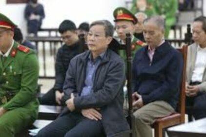 Cựu Bộ trưởng Nguyễn Bắc Son bị đề nghị tử hình