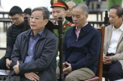 Cựu Bộ trưởng Nguyễn Bắc Son được nói nộp lại 3 triệu đôla tiền hối lộ