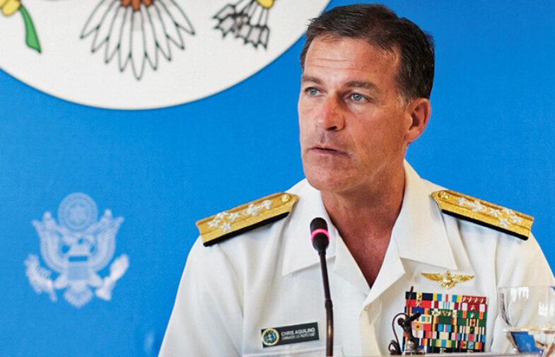 Tư lệnh Mỹ chỉ trích TQ quân sự hóa Biển Đông