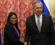Ngoại Trưởng Nga thăm Venezuela để giúp Caracas đối phó với cấm vận Mỹ