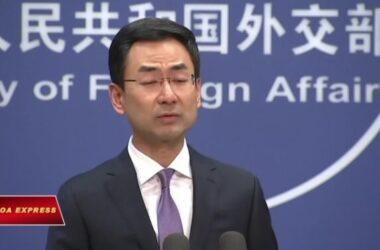 Trung Quốc tiếp tục đả kích Mỹ về dịch corona