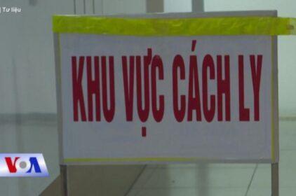 Việt Nam xác nhận ca nhiễm COVID-19 mới ở Hà Nội