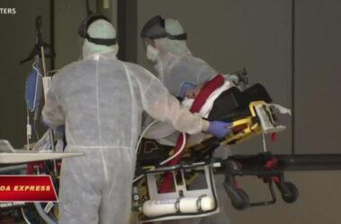 Bệnh viện Đức chia sẻ gánh nặng với Ý trong dịch corona