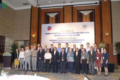 Hội nghị ASEAN ở Việt Nam hoãn lại tới cuối tháng 6