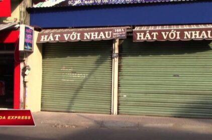 Dịch corona: TP Sài Gòn đóng cửa nhà hàng, quán ăn