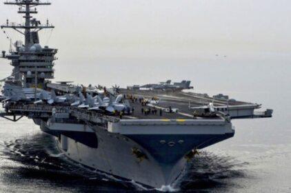 Tàu sân bay Mỹ USS Theodore Roosevelt thăm Đà Nẵng từ 5/3/2020 – 9/3/2020