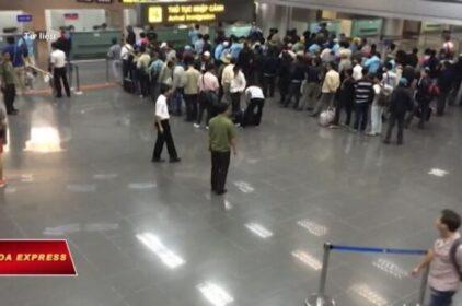 Dịch corona: VN ngừng cấp visa toàn cầu