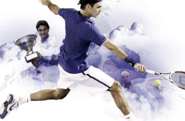 Roger Federer tay vợt giàu nhất hành tinh.