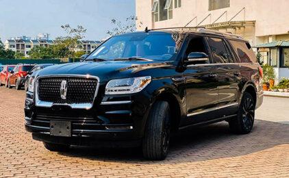 Lincoln Navigator 2020 chuyên cơ cho nhà giàu Việt
