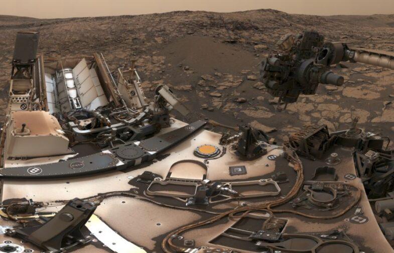 Khoa học gia NASA thăm dò Sao Hỏa từ…nhà