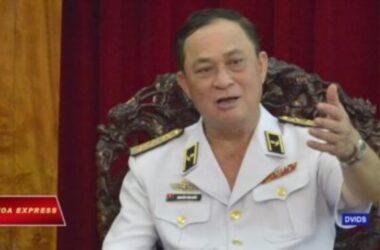 Cựu Thứ trưởng Quốc phòng Nguyễn Văn Hiến lãnh 4 năm tù