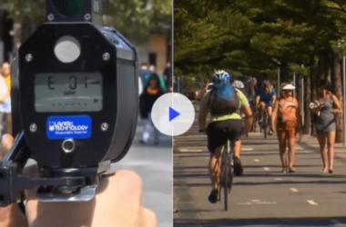 Úc: Đề xuất xử phạt đối với người đi xe đạp di chuyển quá tốc độ