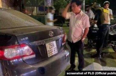 Thái Bình khởi tố vụ quan chức đảng tông chết người, bỏ chạy