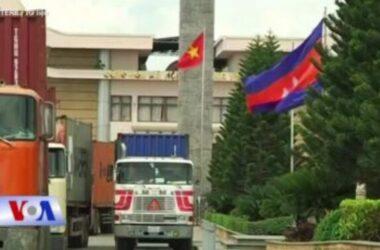 Campuchia bỏ hạn chế qua lại biên giới với Việt Nam
