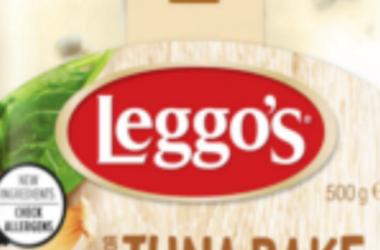 Thu hồi sản phẩm nước sốt Leggo's có nguy cơ gây bệnh