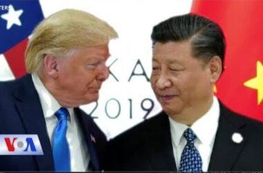 Ông Trump nhắc lại đe dọa 'tuyệt giao' với Bắc Kinh