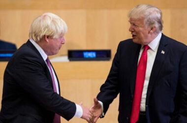 Mỹ, Anh và đồng minh tăng sức ép lên Trung Quốc