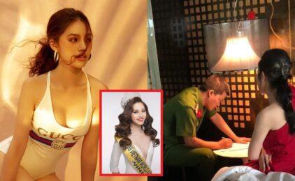 Miss Hoa Hậu Vietnam World Australia 2015 – Jolie Nguyen bán dâm giá 18.000-30.000 USD