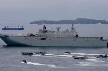 Úc bác yêu sách của Bắc Kinh về Biển Đông, ủng hộ Mỹ