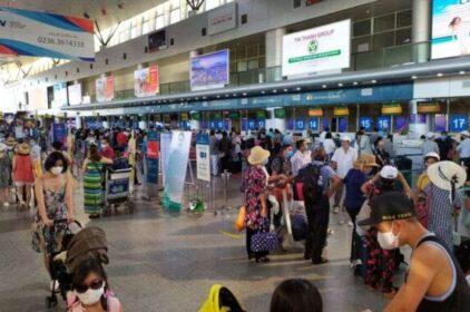 Đại sứ quán Mỹ cung cấp thông tin chuyến bay rời Đà Nẵng