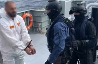 Cảnh sát Úc bắt tàu Trung Quốc chở ma tuý $250 triệu