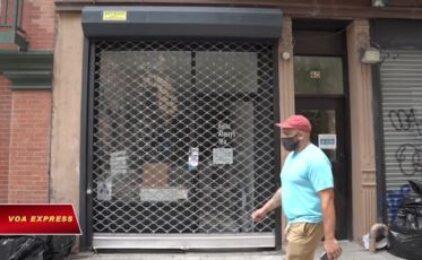 Tương lai tăm tối cho những kinh doanh nhỏ lẻ tại New York