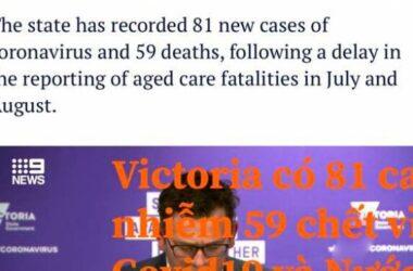 Tụ tập biểu tình tạo ra các ổ dịch  81 trường hợp nhiễm bệnh và 59 người chết