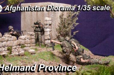 A Phú Hản: Helmand – Đường Qua Địa Ngục