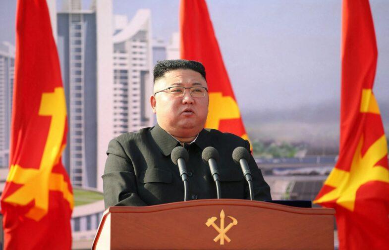 Bắc Hàn: Kinh Tế Phá Sản – Chủ Tịch Kim Jong Un Nhìn Nhận Thất Bại